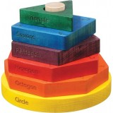 Color Shape Stacker