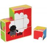 Farm Animal Block Puzzle