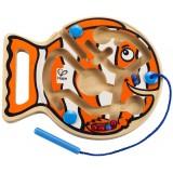 Go-Fish-Go Bead Maze