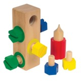 Screw Block Activity Set