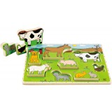 Farm Animal Stand Up Puzzle
