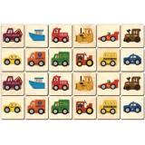 Vehicle Memory Tiles