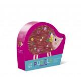 Happy Hedgehog Mini Puzzle